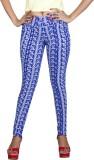 Fashion Stylus Women's Blue Jeggings