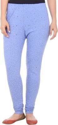Dope Women's Blue Leggings