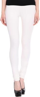 Beautic Women's White Leggings