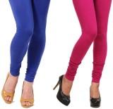 Nova Trendzz Women's Blue, Pink Leggings...