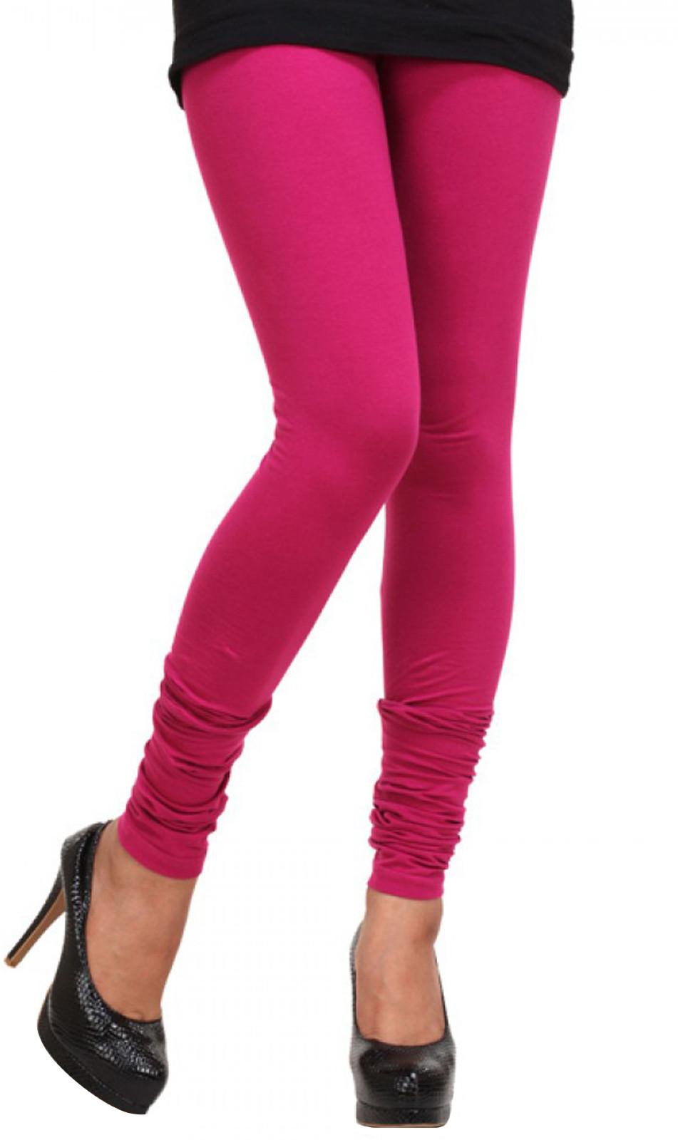 Itzmyfashion Womens Pink Leggings