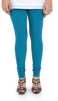 Vami Women's Blue Leggings