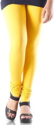Aru Fashion Women's Yellow Leggings