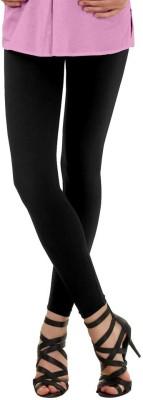 La Pezza Women's Black Leggings
