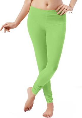 Ziwa Women's Green Leggings