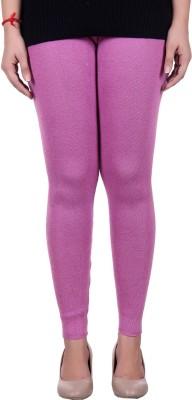 Sellsy Women's Purple Leggings
