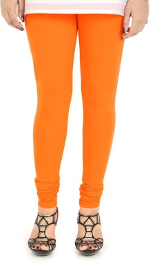 Vami Women's Orange Leggings