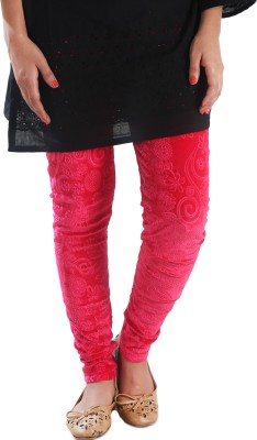 Stay Blessed Women's Pink Leggings