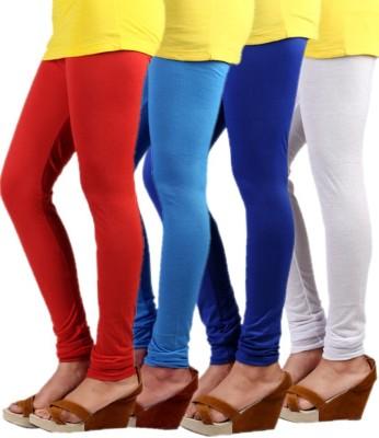 divine creations Women's Multicolor Leggings