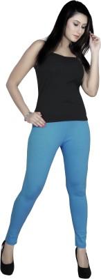 gargi Women's Blue Leggings