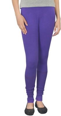 Akira Fashion Women's Purple Leggings