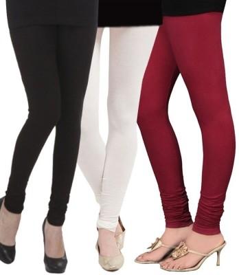 VERMELLO Women's Multicolor Leggings