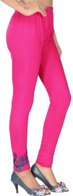 Banjara India Women's Pink Leggings