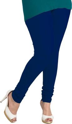 I-Diva Women's Blue Leggings