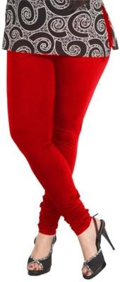 Amul Florio Women's Red Leggings