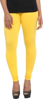 S Vaga Women's Yellow Leggings