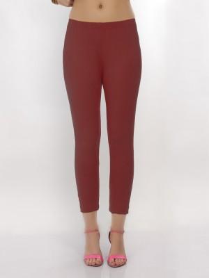 Sonari Women's Red Leggings
