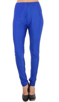 Fashionkala Women's Blue Leggings