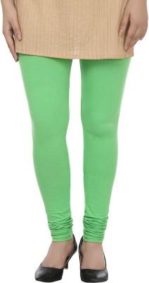 Dlina Women's Green Leggings