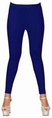 The perfect comfort Women's Blue Leggings