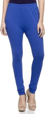 Laabha Women's Dark Blue Leggings