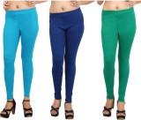 Comix Women's Light Blue, Blue, Green Le...