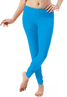 Ziwa Women's Light Blue Leggings