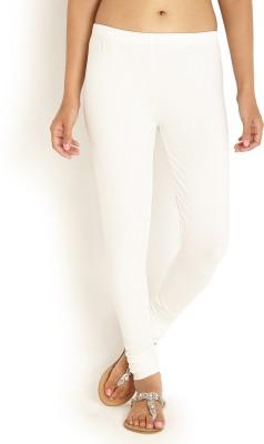 Soch Women's White Leggings
