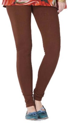 FRONEX INDIA Women's Brown Leggings