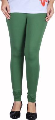 The Pajama Factory Women's Dark Green Leggings