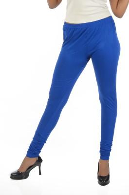 Crezyonline Women's Dark Blue Leggings