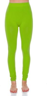 Tejshree Women's Green Leggings