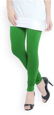 TheEmpire Women's Green Leggings