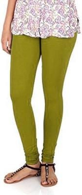 Wens Women's Dark Green Leggings