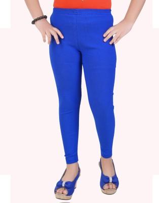 Mint Girl's Blue Jeggings