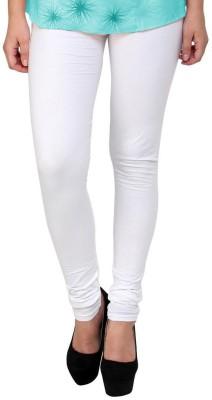 A5 Fashion Women's White Leggings