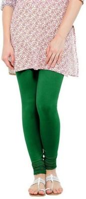 Zuri Women's Dark Green Leggings