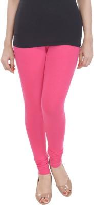 texvilla Women's Pink Leggings