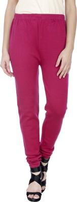 Trendline Women's Pink Leggings