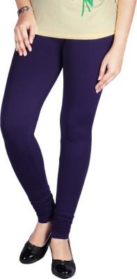 The Pajama Factory Women's Purple Leggings
