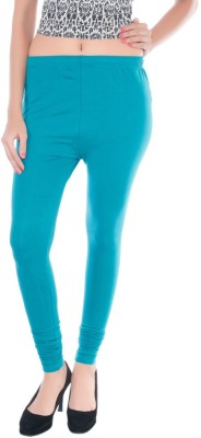 LadyBuzzz Women's Light Blue Leggings
