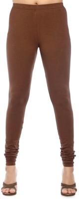 Rasi Silks Women's Maroon Leggings