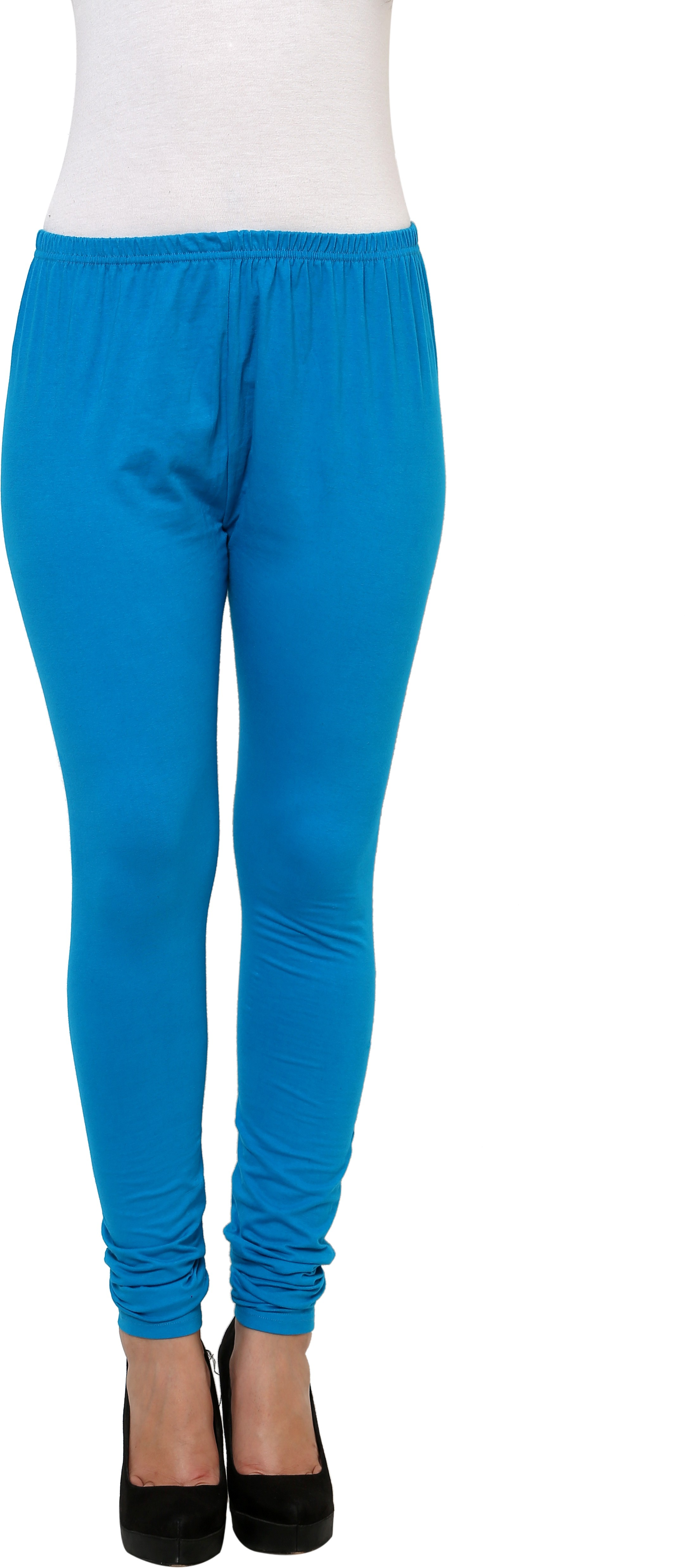 Leebonee Womens Light Blue Leggings