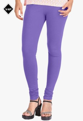Value4paisa Women's Purple Leggings
