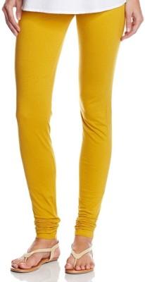 Tushiyyah Women's Yellow Leggings