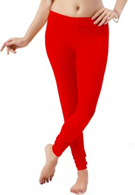 Ziwa Women's Red Leggings
