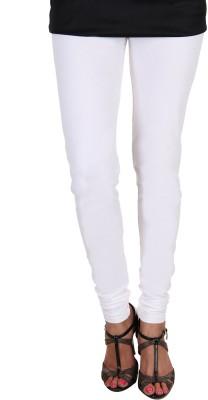Itnol International Women's White Leggings