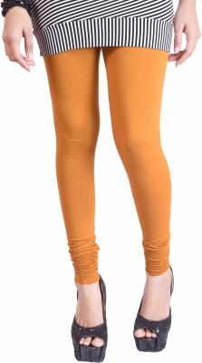 The Pajama Factory Women's Yellow Leggings