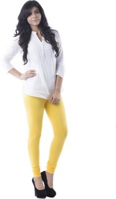 Prashil Women's Yellow Leggings
