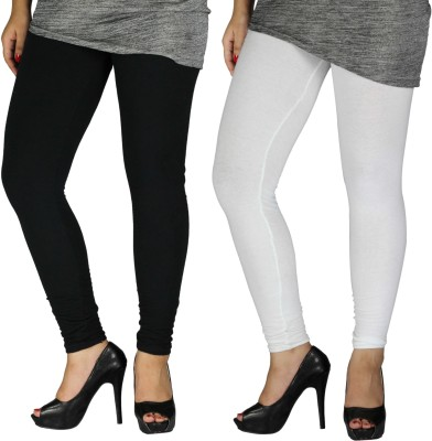 Brood Women's Black, White Leggings